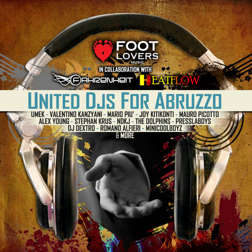 Album Art - United DJs For Abruzzo