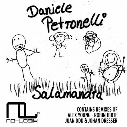 Album Art - Salamandra, Vol. 1