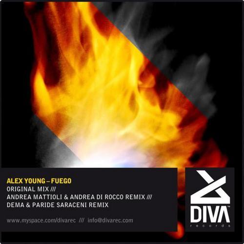 Album Art - Fuego