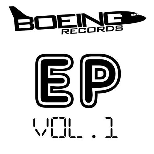 Album Art - Boeing EP Volume 1