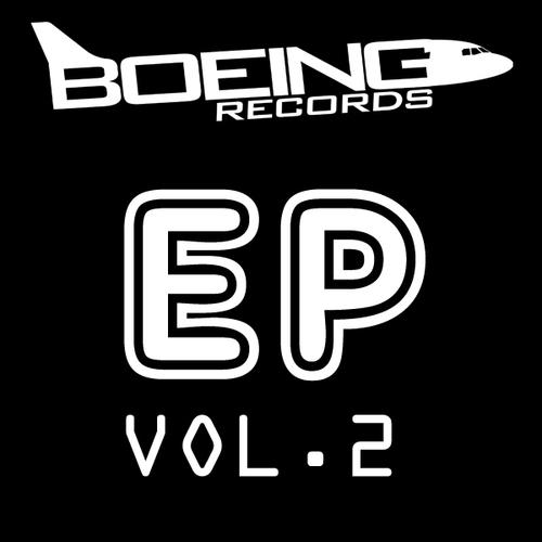 Album Art - Boeing EP Volume 2