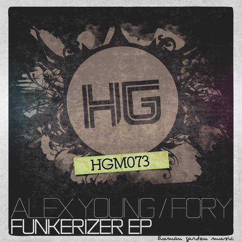 Album Art - Funkerizer Ep