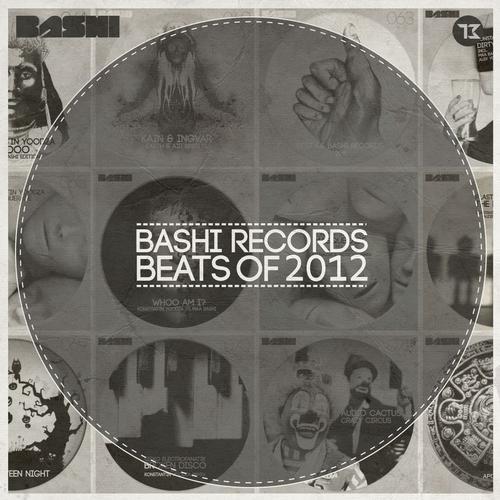 Album Art - Beats of 2012