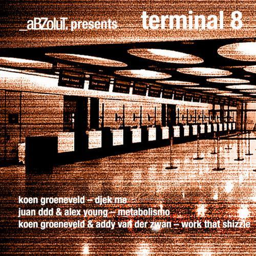 Album Art - Terminal 8