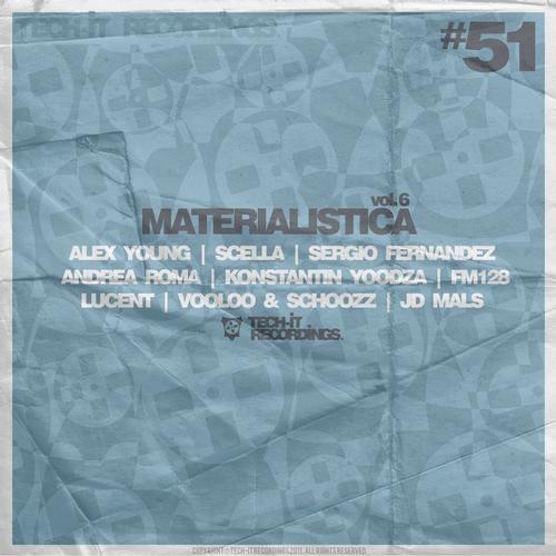 Album Art - Materialistica Vol. 6