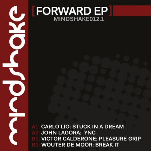 Album Art - Forward EP