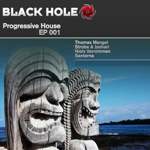 Album Art - Progressive House EP 001