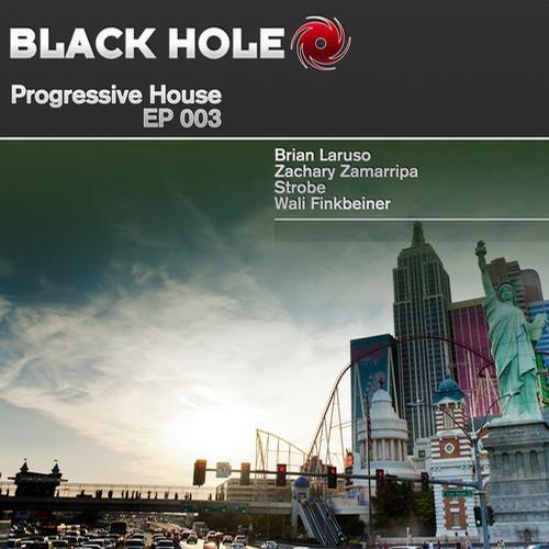 Album Art - Progressive House EP 003