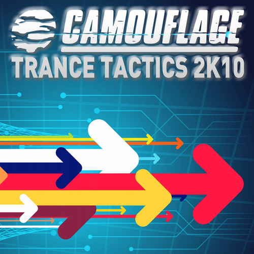 Album Art - Camouflage - Trance Tactics 2K10