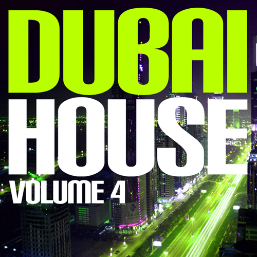 Album Art - Dubai House Volume 4