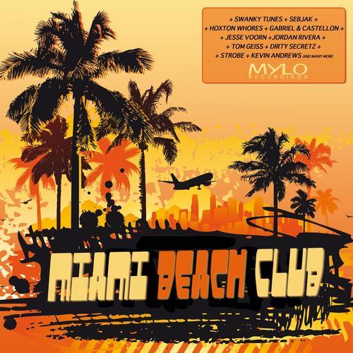 Album Art - Miami Beach Club
