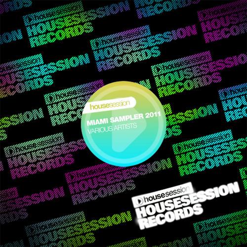 Album Art - Housesession Miami Sampler 2011