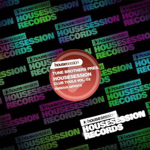 Album Art - Housesession Club Tools Volume 02