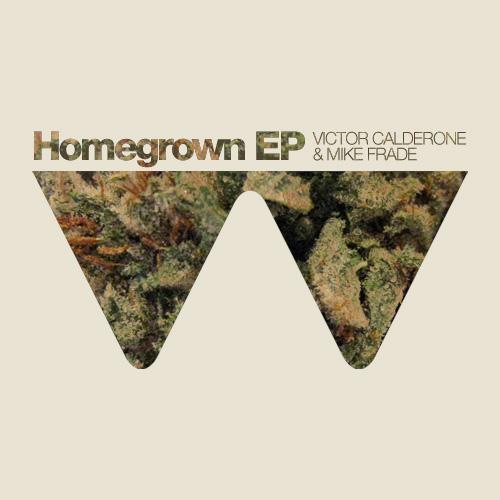Album Art - Homegrown EP