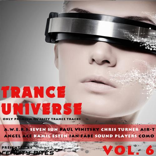 Album Art - Trance Universe Vol. 6 - Only Premium Quality Trance Tracks