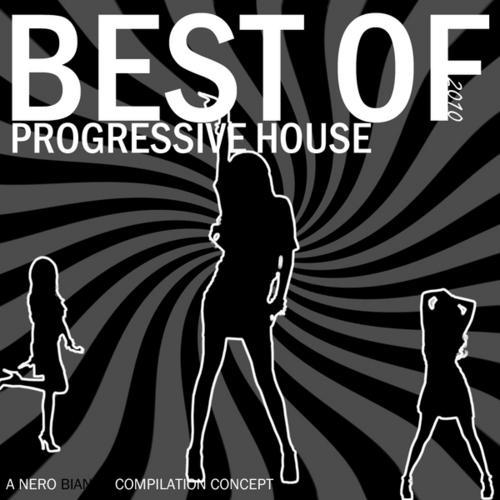 Album Art - Nero Bianco - Best Of Progressive House 2010