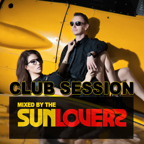Album Art - Club Session Mixed by Sunloverz