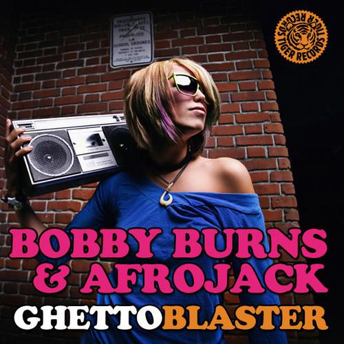 Album Art - Ghettoblaster