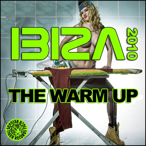 Album Art - Ibiza 2010 - The Warm Up