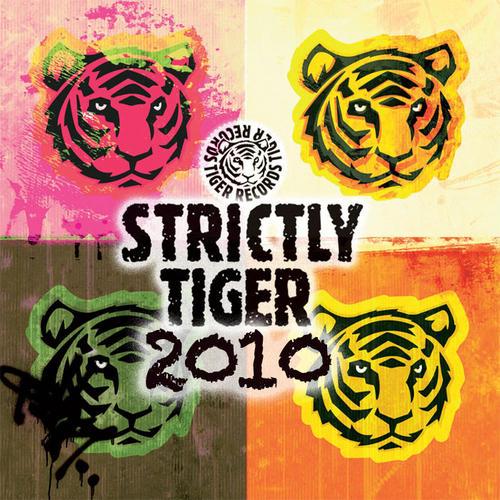 Album Art - Strictly Tiger 2010