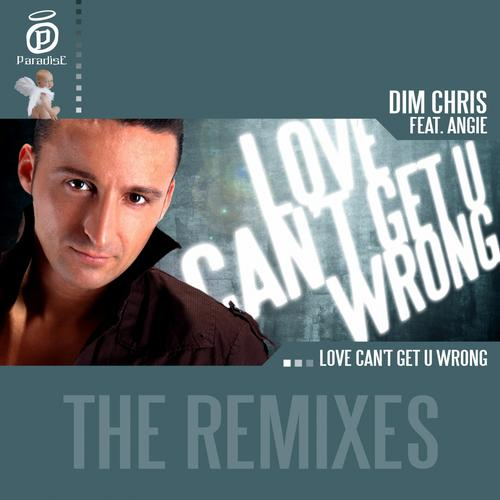 Album Art - Love Can't Get U Wrong: The Remixes
