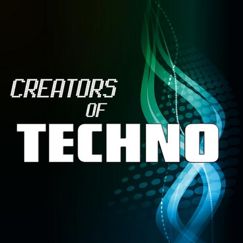 Album Art - Creators Of Techno, Volume 01