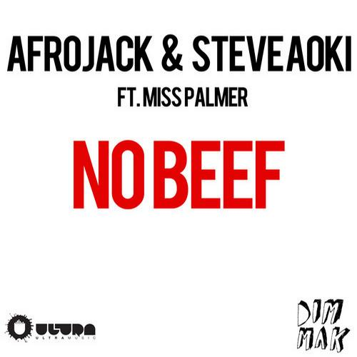 Album Art - No Beef (Afrojack & Steve Aoki feat. Miss Palmer)