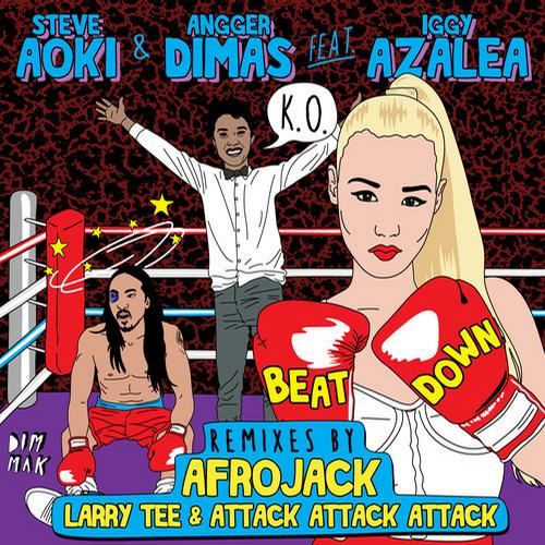 Album Art - Beat Down (feat. Iggy Azalea) - Remixes