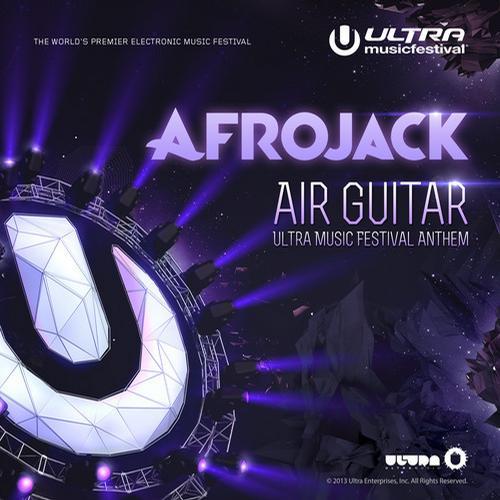 Album Art - Air Guitar (Ultra Music Festival Anthem)