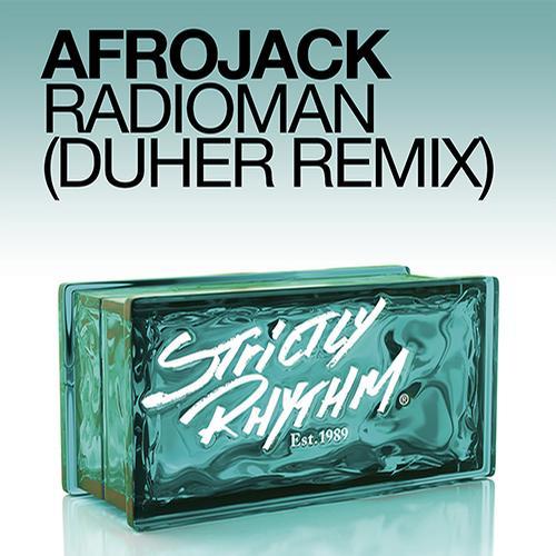 Album Art - Radioman (Duher Remix)