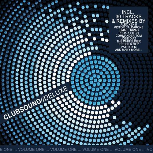 Album Art - Clubsound//Deluxe Vol. 1