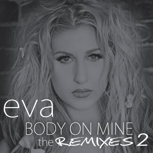 Body On Mine (The Remixes 2) Album Art