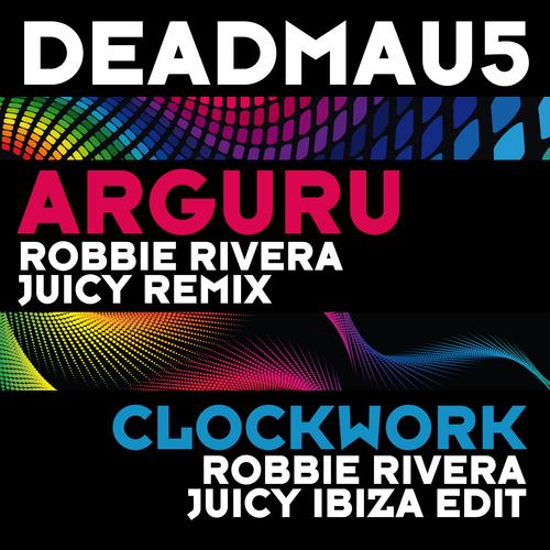 Album Art - Arguru - Robbie Rivera Juicy Ibiza Remixes