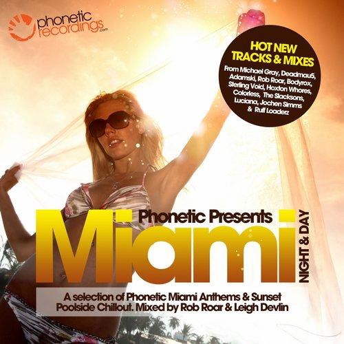 Album Art - Phonetic Miami Night & Day