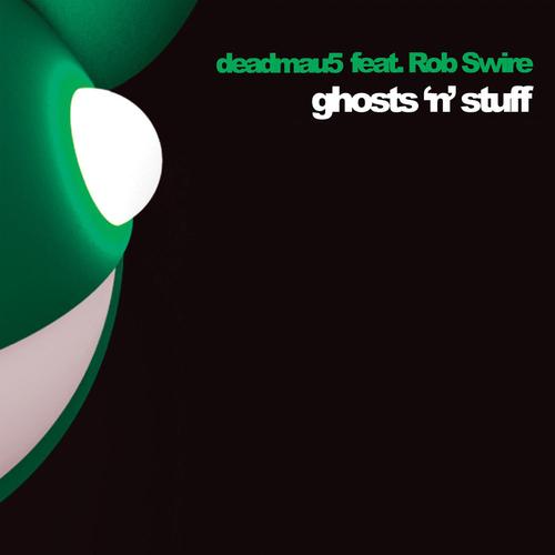 Album Art - Ghosts 'n' Stuff