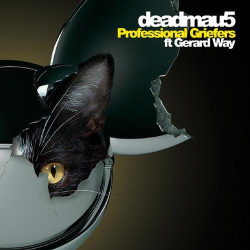 Album Art - Professional Griefers (feat. Gerard Way)
