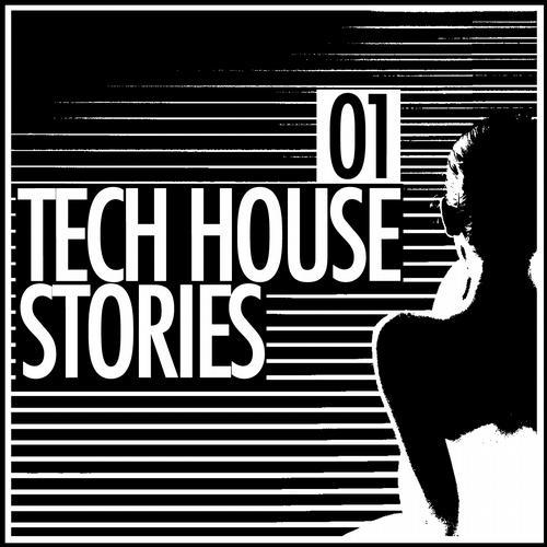 Album Art - Tech House Stories 01