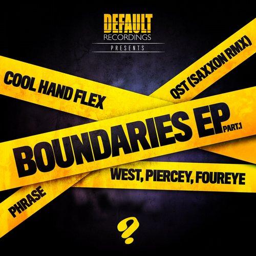 Boundaries part 1 Album Art
