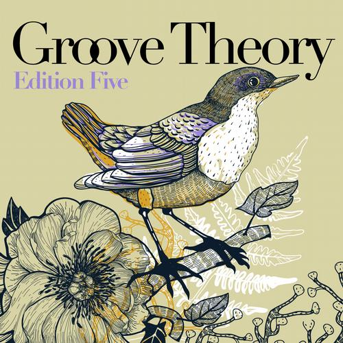 Album Art - Groove Theory - Edition Five