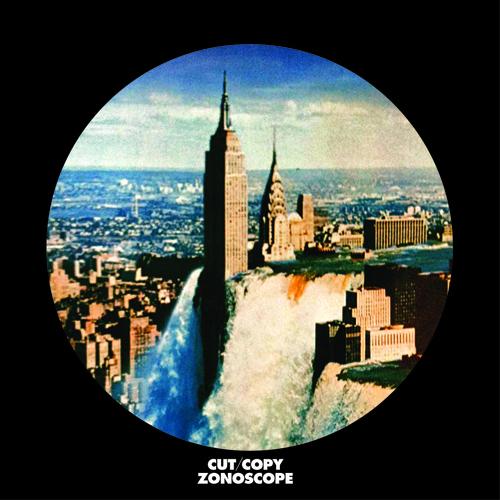 Album Art - Zonoscope Part II