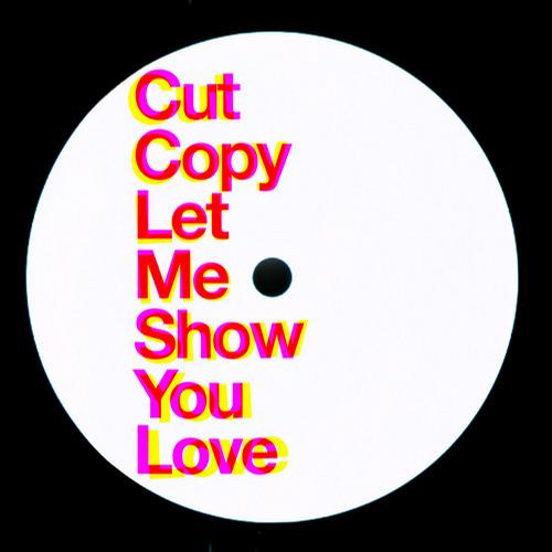 Album Art - Let Me Show You Love