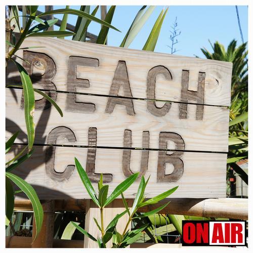 Album Art - Beach Club - (Groovy Latin Flavoured House Selection)