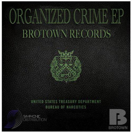 Album Art - Organized Crime EP