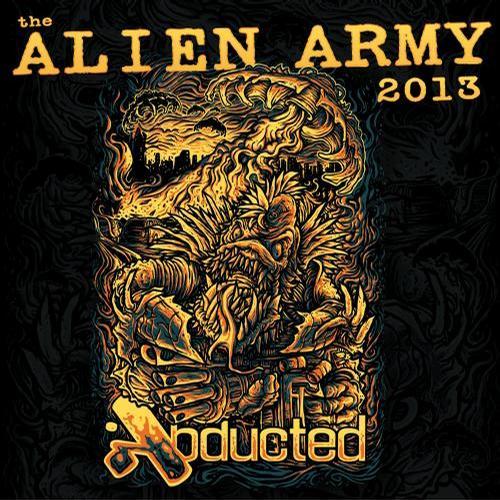 Alien Army 2013 Album