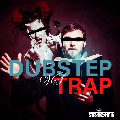 Album Art - Dubstep vs Trap