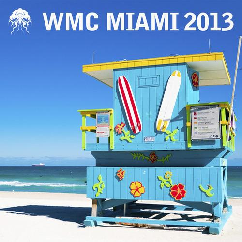 Album Art - WMC Miami 2013