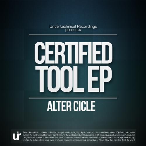 Certified Tool EP Album Art