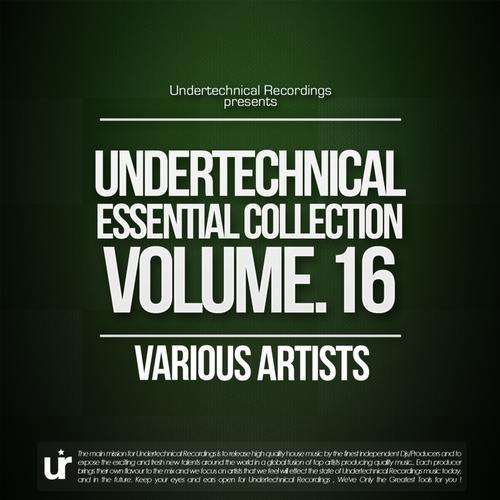 Undertechnical Essential Collection Volume.16 Album Art