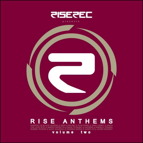 Album Art - Rise Anthems Volume 2