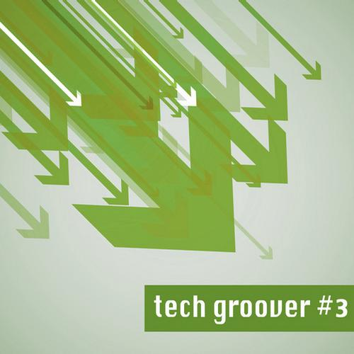 Album Art - Tech Groover #3